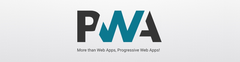 PWA - More than Web Apps, Progressive Web Apps!
